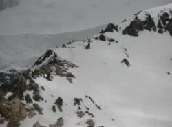 incidente in montagna