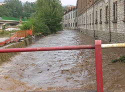 silvia redon maltempo alluvione luglio 2009