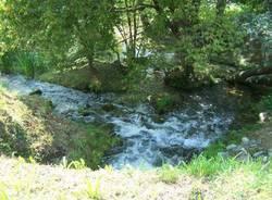 fiume ticino ferragosto 2009
