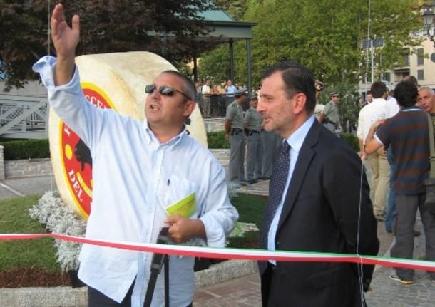 inaugurazione mipam 2009 laveno marco magrini luca ferrazzi