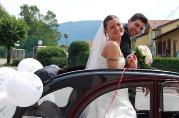 Monica e Martino