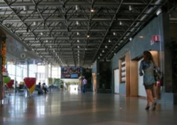 rinnovamento terminal 2 malpensa