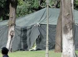 tenda gheddafi