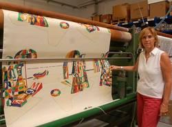 Tre80 azienda tessile busto arsizio design