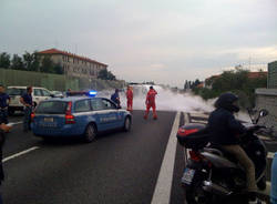 a8 incidente 18 settembre 2009 cisterna