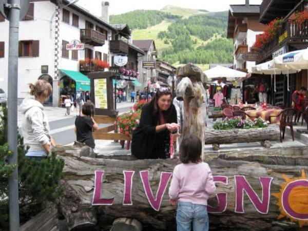 Alpi retiche: Livigno e Saint Moritz