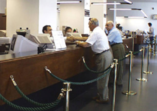 banca seconda sportello