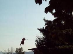 caduta deltaplano poggio sant'elsa settembre 2009