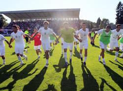 calcio varese arezzo settembre 2009