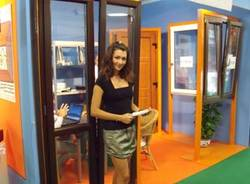 Fiera varese foto stand ambiente