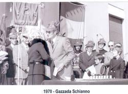 Gazzada Schianno, Gruppo alpini