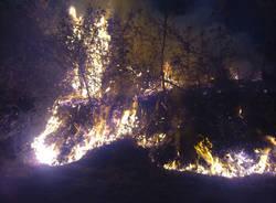 incendio liguria