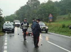 incidente auto moto bodio settembre 2009