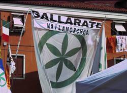 lega nord gallarate venezia bandiera