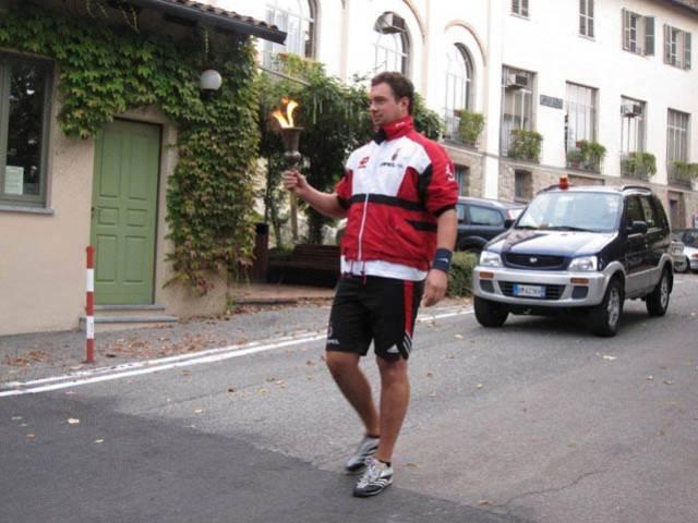 Maratona tra le risaie