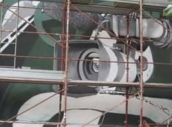 murales writers tradate biblioteca frera