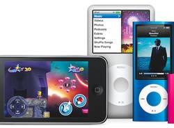 nuovi ipod apple