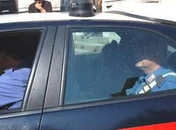 omicidio busto arsizio borsano via novara carabinieri
