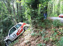 rally ronde agosto 2009 osti incidente