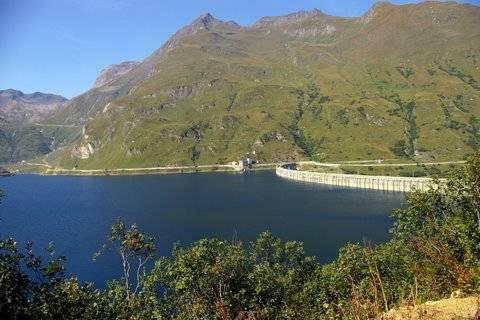 Un angolo di Formazza: Lago del Morasco