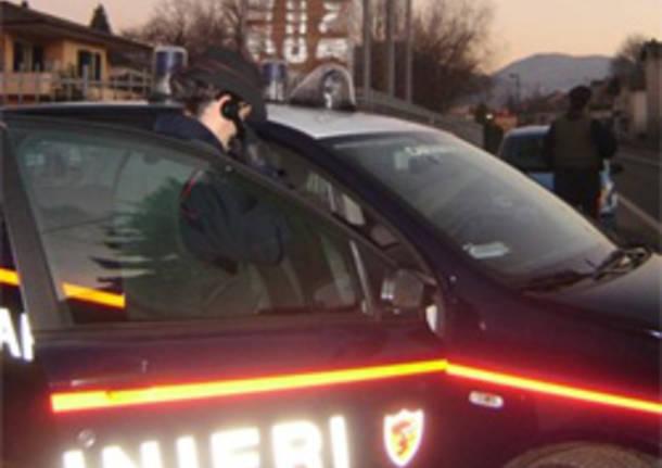 carabinieri prima gallarate