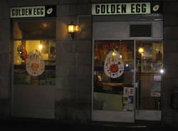Golden Egg, paninoteca, varese