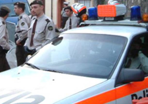 polizia svizzera seconda