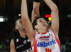 basket cimberio virtus bologna novembre 2009 martinoni