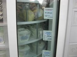 distributore automatico latte crudo