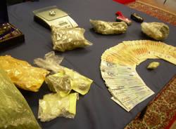 droga varese carabinieri albanese italiano