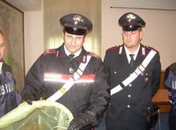 droga varese carabinieri albanese italianov