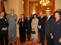 gala autunno 2009 croce rossa varese hotel palace