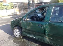 gallarate incidente