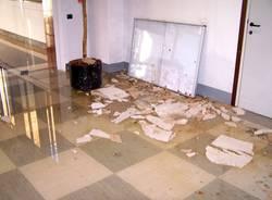 insubria perdita d'acqua 2009