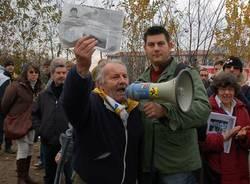 manifestazione no pedemontana solbiate olona ardito borgo osvo