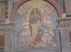 monastero cairate affresco aurelio luini arte