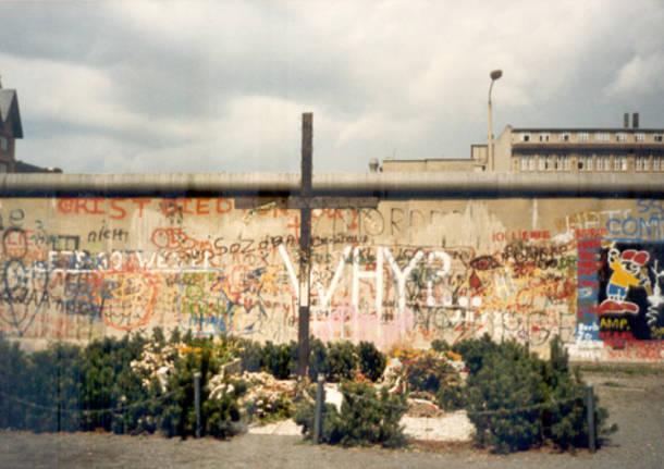 Malnate, doppio appuntamento per i 30 anni dalla caduta del Muro di Berlino - Varesenews
