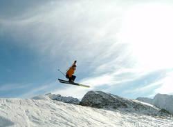 neve monterosa sci