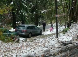 neve novembre 2009 campo dei fiori