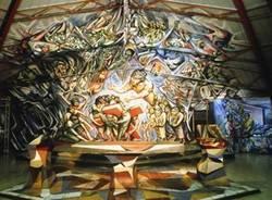 sergio michilini dipinti crocefisso