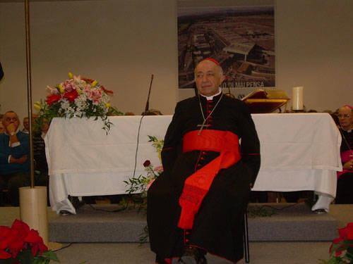 cardinal tettamanzi malpensa
