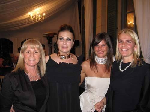 cena del cuore fondazione villa rusconi dicembre 2009