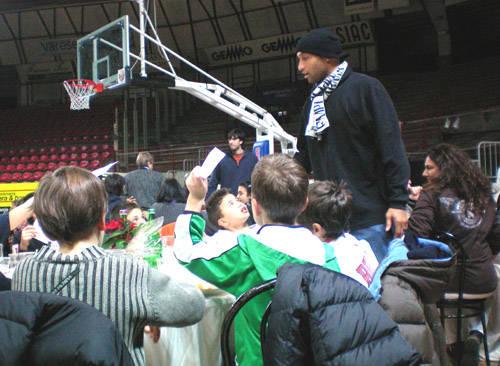 cena natale gimme5 2009