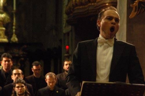 concerto natale basilica san giovanni busto arsizio 2009