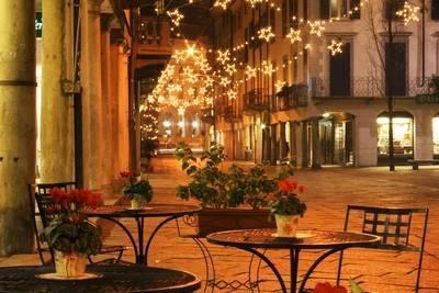 Corso Matteotti by night
