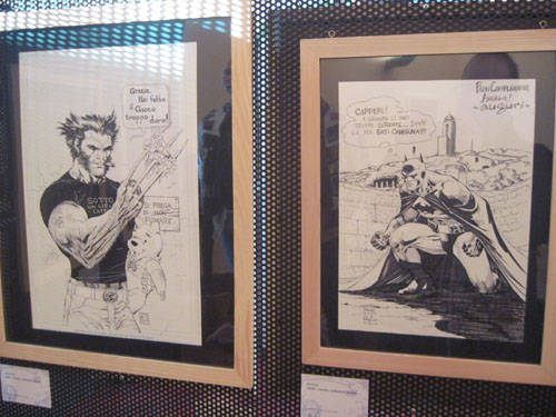 fumetti marvel tradate biblioteca