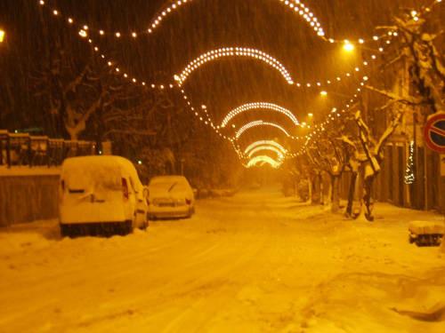 gavirate nevicata dicembre 2009