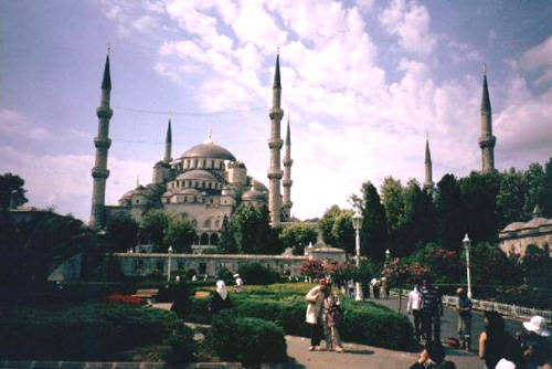 minareto galleria