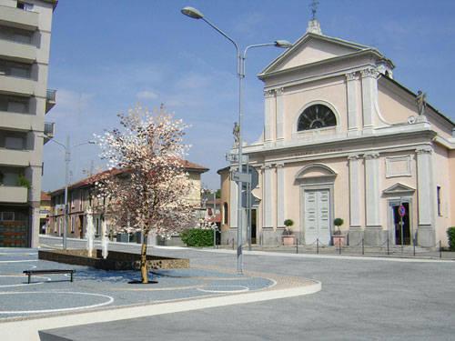 piazza zaro gallarate