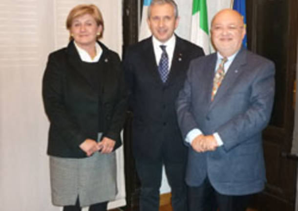 Pierluigi Gilli Gianfranco Librandi, Annalisa Renoldi
